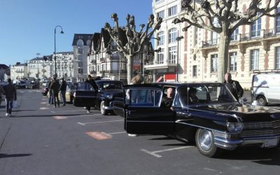 Voitures de Collection Trouville – rallye