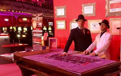 Murder Party Casino Cabourg